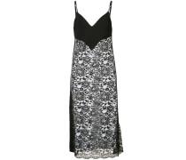 Camisole-Kleid mit Spitze