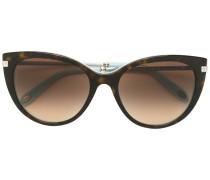 Tiffany & Co. oversized cat eye sunglasses