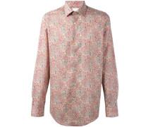 - Hemd mit Paisley-Print - men - Baumwolle - 15