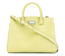 clasp fastening tote