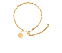 'Cosmos Kula' Armband mit Saphiren