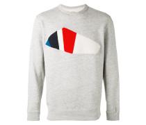 Sweatshirt mit FrotteePatch