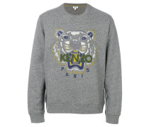 Pullover mit Tiger-Motiv