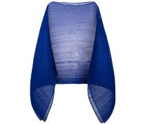Semi-transparentes Cape - women - Polyester