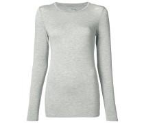 - Langarmshirt mit Rundhalsausschnitt - women