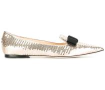 'Gala' Seiden-Slipper