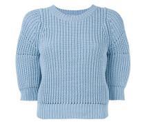 Pullover mit weiten Ärmeln - women