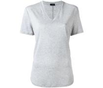 T-Shirt mit V-Ausschnitt - women