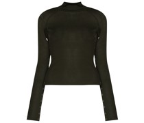Undone cut-out cropped top