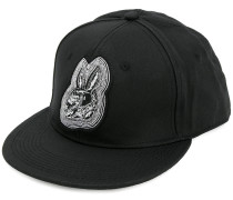 embroidered bunny baseball cap