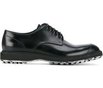 Derby-Schuhe mit bedruckter Sohle - men