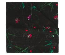 Schal mit floralem Print - women