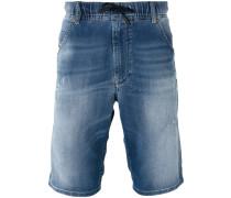 Jeans-Shorts mit Kordelzug - men