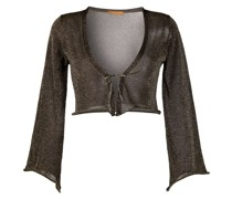 'Libra' Cropped-Top