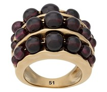 Dreireihiger Ring