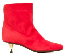 - Stiefel mit goldfarbenem Absatz - women - Bos