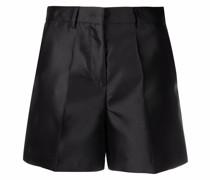 Buxus Shorts in Satinoptik
