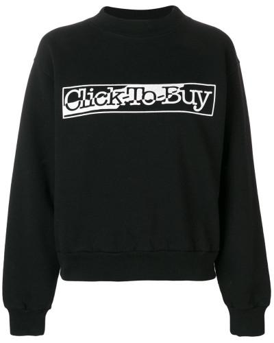 'Click to Buy' Sweatshirt
