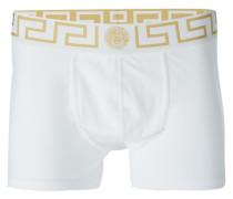 Shorts mit Medusa-Print