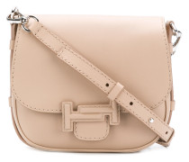 Double T shoulder bag
