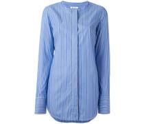- Hemd mit Stehkragen - women - Baumwolle - 44