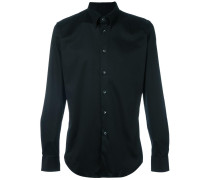 concealed button-down shirt