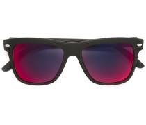Sonnenbrille mit rechteckigen Gläsern