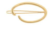 Haarspange mit O-Form