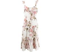 Audrey Swing-Kleid mit Blumen-Print