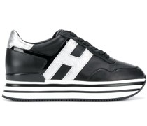 'H483' Plateau-Sneakers