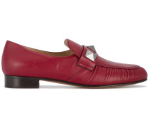 Garavani Macro Stud loafers