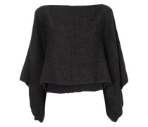 'Lineas' Cropped-Pullover