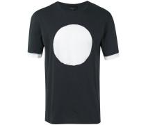T-Shirt mit Kreis-Print - men - Baumwolle - S