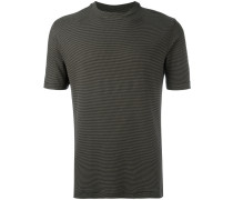 Texturiertes T-Shirt - men - Elastan/Viskose - L