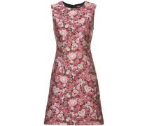 floral pattern sheath dress