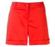 Shorts mit Pattentaschen - women