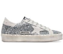 'Hi Star' Sneakers im Glitter-Look