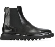 ridged sole Chelsea boots