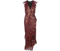 'Anita' Kleid mit Rüschen