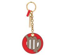 'Virgo' Schlüsselanhänger