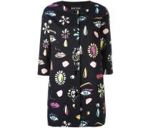 - Mantel mit verschiedenen Prints - women