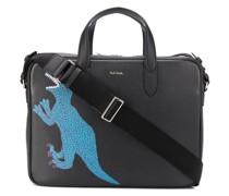 Laptoptasche mit Dinosaurier-Print