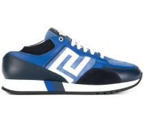 paneled Greca sneakers