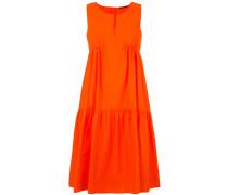 Kleid mit Rüschen - women - Baumwolle - 34