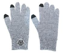 'Mini Tiger' knit gloves
