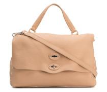 Handtasche mit Drehverschluss