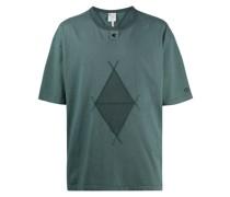 embroidered diamond t-shirt