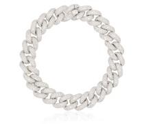 18kt Goldarmband mit Diamanten