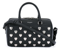 classic baby studded duffle bag