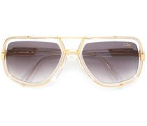 - '656' Sonnenbrille - unisex - Acetat/Metall